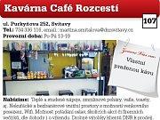 Kavárna Café Rozcestí