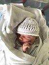 VOJTĚCH JÍLEK se narodil 2. května v 8.30 hodin. Po narození vážil 3480 g. Svým příchodem na svět potěšil své rodiče Kateřinu Kuličkovou a Daniela Jílka ze Stěžer.