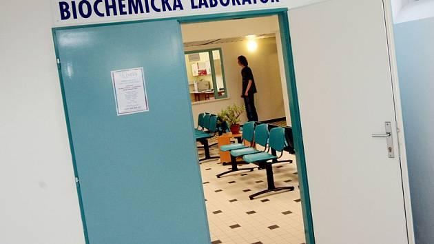 Klinické laboratoře na poliklinice na hradeckém Slezském Předměstí fungují ve zrekonstruovaných prostorách.