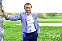 Podnikatel Petr Dědek má zájem o vstup do hradeckého fotbalu.