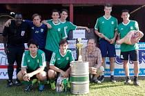 Sup Cup 2016: Cežul (1. místo).
