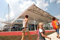 Hradecký terminal, den otevřených dveří