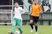 Fotbalová divize C: FC Olympia Hradec Králové - TJ Sokol Živanice.