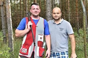 Rozhovor s Pavlem Vaňkem, sportovním střelcem Dukly Hradec Králové