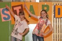 Taneční soutěž Stardance pro děti ze základních škol.