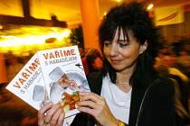 Zdena Kabourková, autorka knihy Vaříme s Habadějem