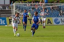 Fotbalová FORTUNA:NÁRODNÍ LIGA: FC Hradec Králové - FC Sellier & Bellot Vlašim.