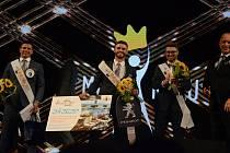 Finálový večer soutěže Muž roku 2021 se konal 27. srpna v náchodském městském divadle.