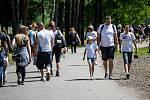 Adršpach pod náporem turistů z Polska.