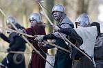 Zimní bitva v Dohalicích.