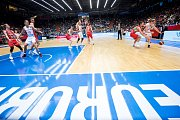 ME basketbal Maďarsko vs. ČR
