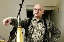 Pyrotechnik Josef Šplíchal