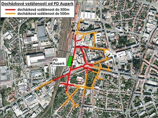 Mapa pro rezidenty: Město vydalo i rozpis ulic, které spadají do rezidenčního systému.