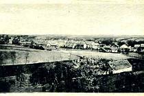 Celkový pohled na obec.
