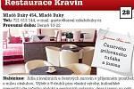 Restaurace Kravín