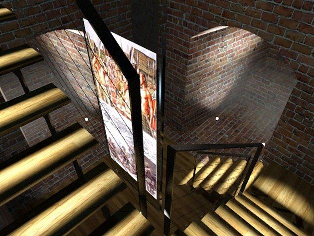 Novou podobu získá vnitřek Bílé věže. Interaktivní panely budou moci ovládat sami návštěvníci. Modernizace se dočká i nevyhovující schodiště.