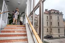 Evropský dům v Hradci Králové.