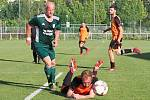 Okresní přebor ve fotbale: Třebeš B - Červeněves.