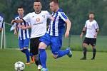Krajský přebor ve fotbale: FK Vysoká nad Labem - FK Náchod.