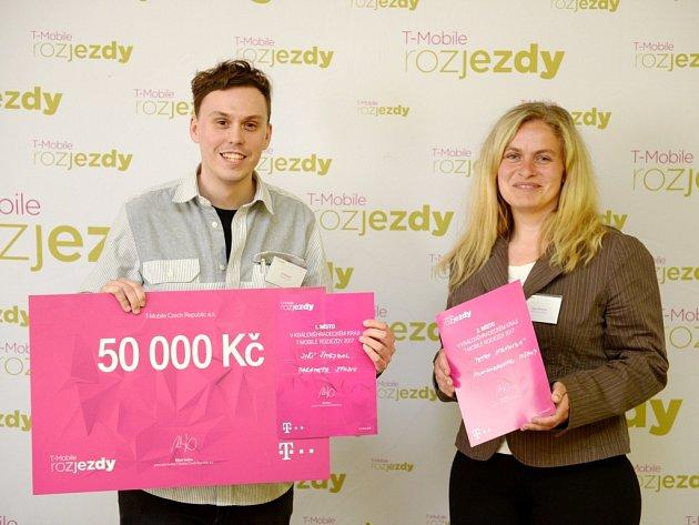 Jiří Šmejkal - krajský vítěz projektu Rozjezdy.