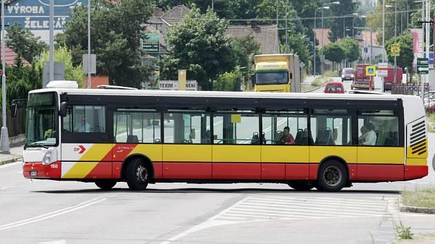 Městská hromadná doprava v Hradci Králové.