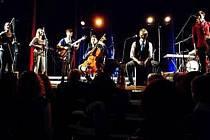 Studentská kapela Seiftiú.