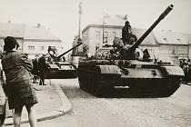 Srpen 1968 na Hradecku.