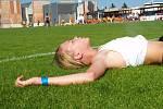 DESÁTÁ disciplína splněna. Jeden kilometr za 4 minuty a 8 sekund.