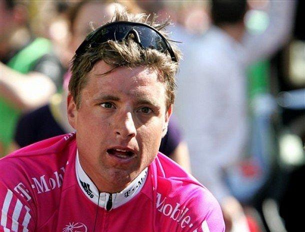 Cyklista Patrik Sinkewitz