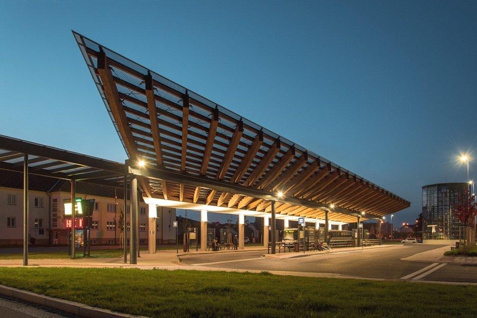 Dopravní terminál v Jaroměři