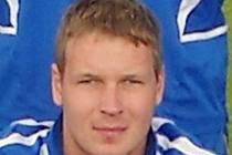 Michal Hanousek, fotbalista Stěžer.