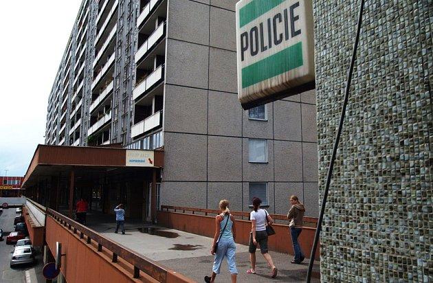 Městská policie na sídlišti