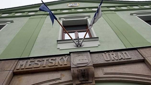 Městský úřad Chlumec nad Cidlinou - ilustrační fotografie.