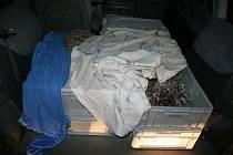 Muž soustavně kradl měděný odpad