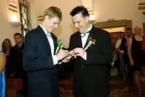 Svatba skoro jako každá jiná