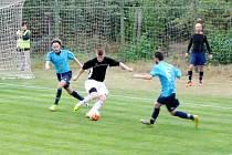 Krajská fotbalová I. A třída: TJ Lokomotiva Hradec Králové - MFK Trutnov B.
