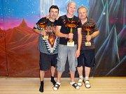 Novobydžovská bowlingová liga.
