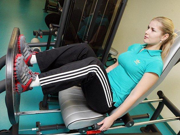 Je libo posilovnu nebo fitness klub? Zavítat lze také do areálu hradeckého koupaliště Flošna.