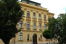 Stará budova univerzity v Hradci Králové