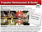 Popular Restaurant & Sushi