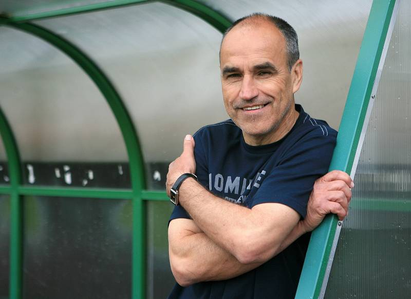 Trenér Václav Kotal