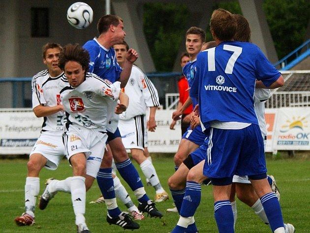 Hradec Králové - Vítkovice 2:1.