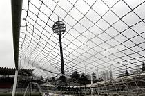 Všesportovní stadion v Hradci Králové, ilustrační fotografie