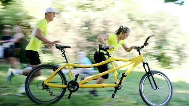 Mekkamen – sportovní triatlon v klubu Mekka v Novém Bydžově.