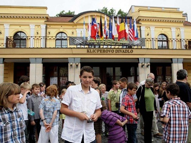 Divadlo evropských regionů - Hradec Králové, červen 2012