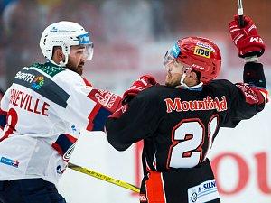 Hokejové derby Hradec Králové - Pardubice