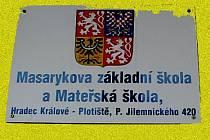 Masarykova škola Plotiště nad Labem