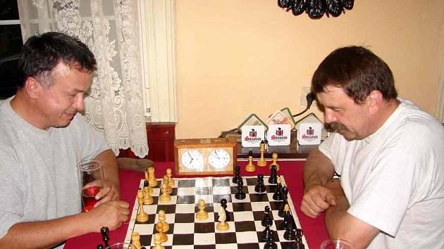 Z šachového turnaje