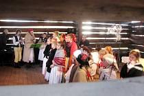 Vánoční těšení aneb Malý advent na piletickém Šrámkově statku.