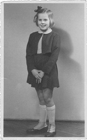 Olga Líbalová zHradce Králové.